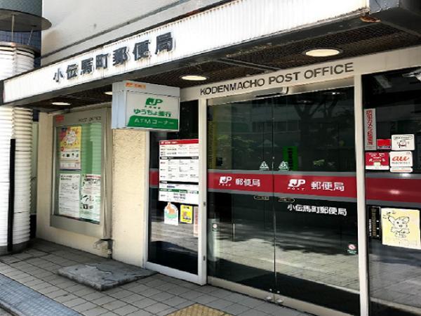 ファミリーマート大伝馬町店