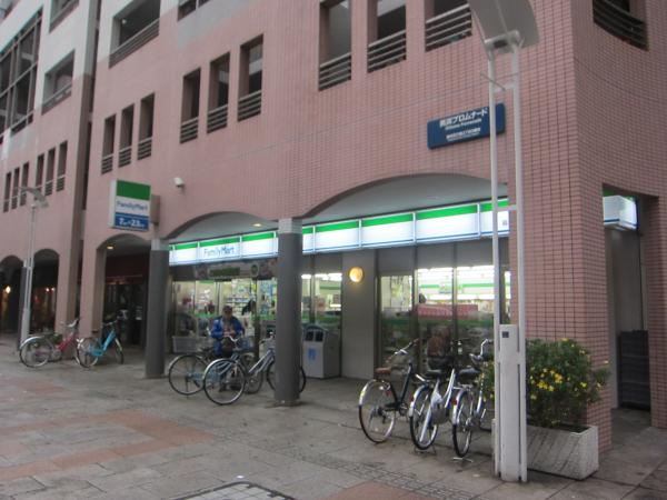 ファミリーマート幕張ベイタウン店
