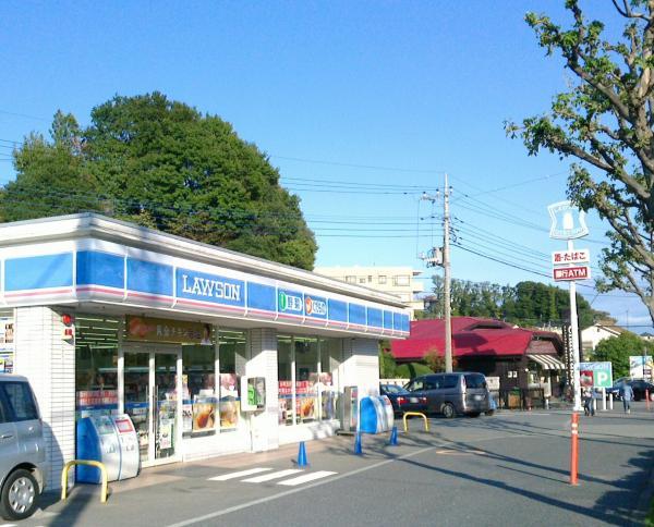 ローソン町田金井町店