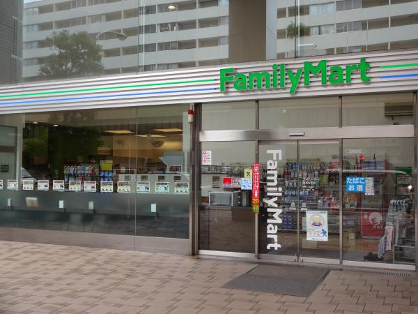 ファミリーマート 泉岳寺北店