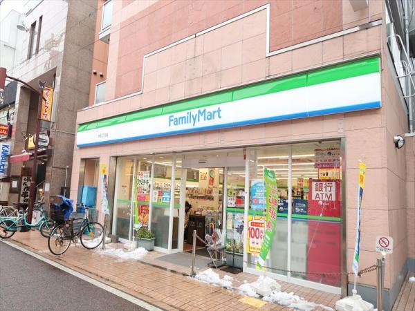 ファミリーマート 木月三丁目店