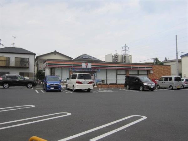 セブンイレブン 松戸大金平2丁目店