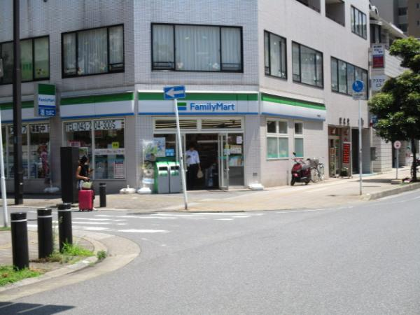 ファミリーマート千葉新宿店