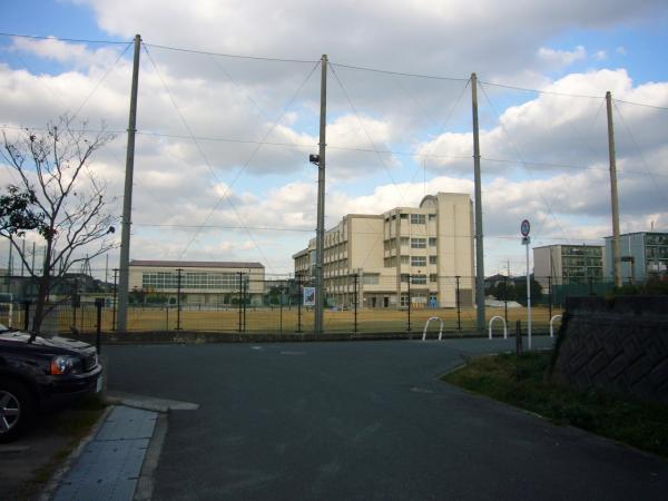 堺市立浜寺南中学校