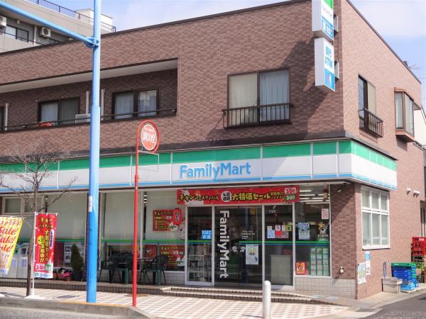 ファミリーマート木藤渕野辺四丁目店