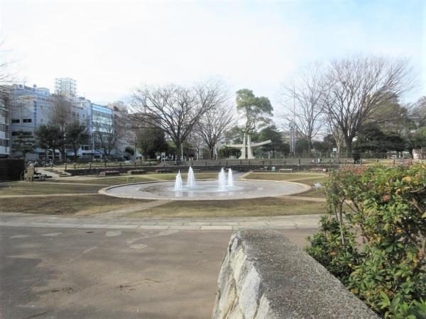 天沼弁天池公園