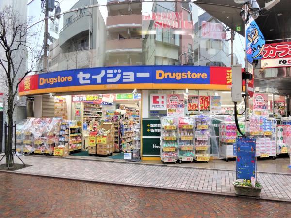 くすりセイジョー新丸子店