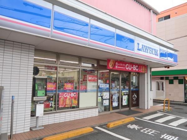 ローソン横浜仏向町店