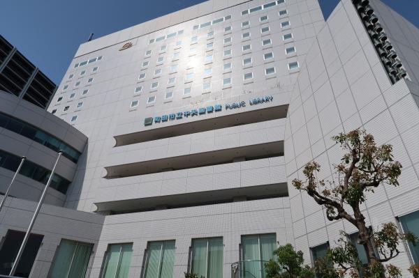 町田中央図書館