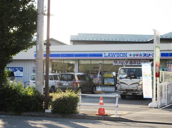 ローソンスリーエフ武蔵野八幡町店