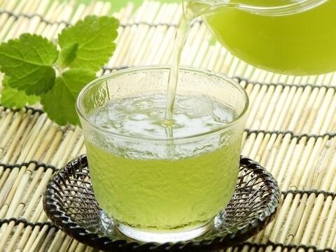 暮らしにうれしい緑茶のパワー