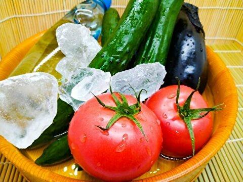 残暑に食べたい夏野菜の魅力