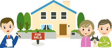 不動産の売却について